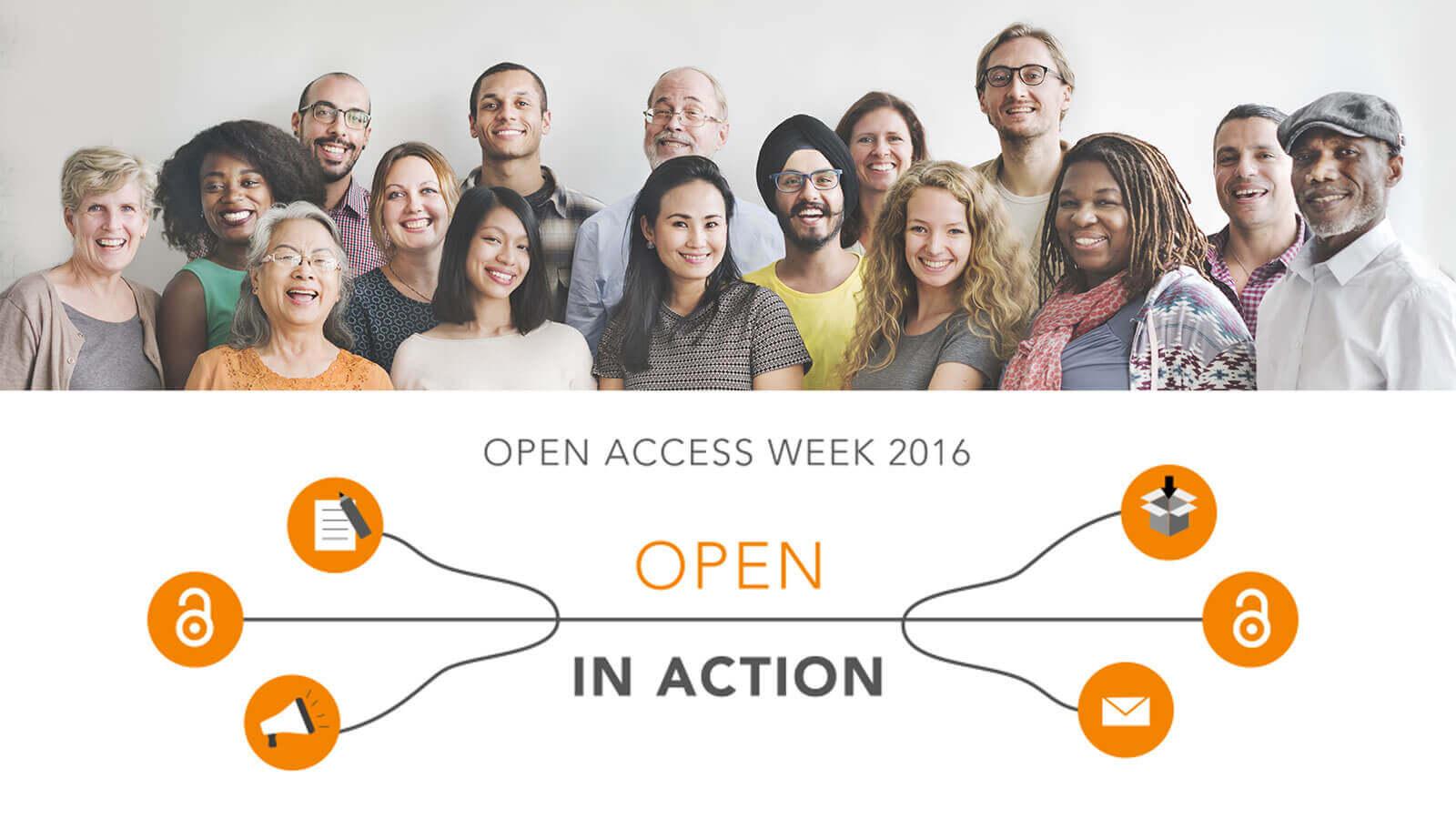 Open Access Week 2016