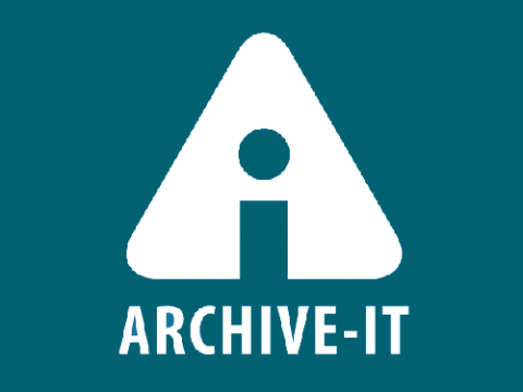 archive-it logo