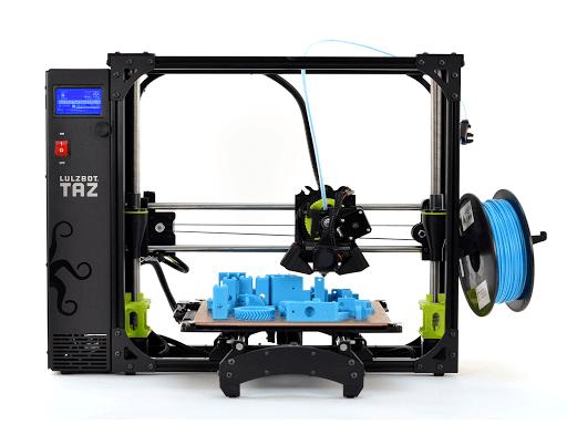 Taz 3D printer