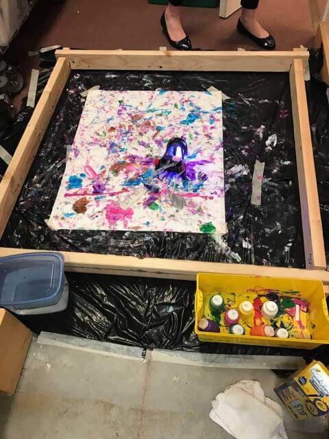 Painting with Sphero