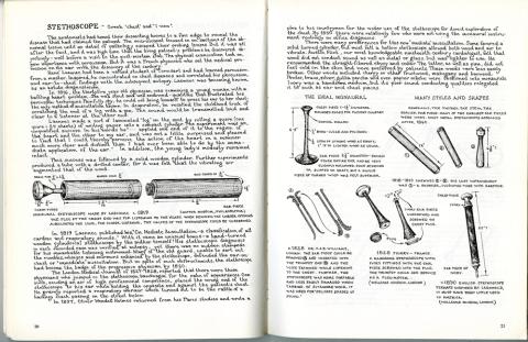 Medical Instruments Book