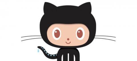 octocat github mascot