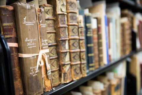 archival books